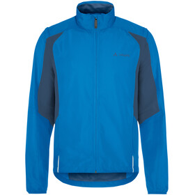 VAUDE Dundee Classic Zip-Off Jacket Men radiate blue